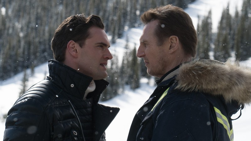 Sang Froid : Liam Neeson fait la bagarre dans la neige