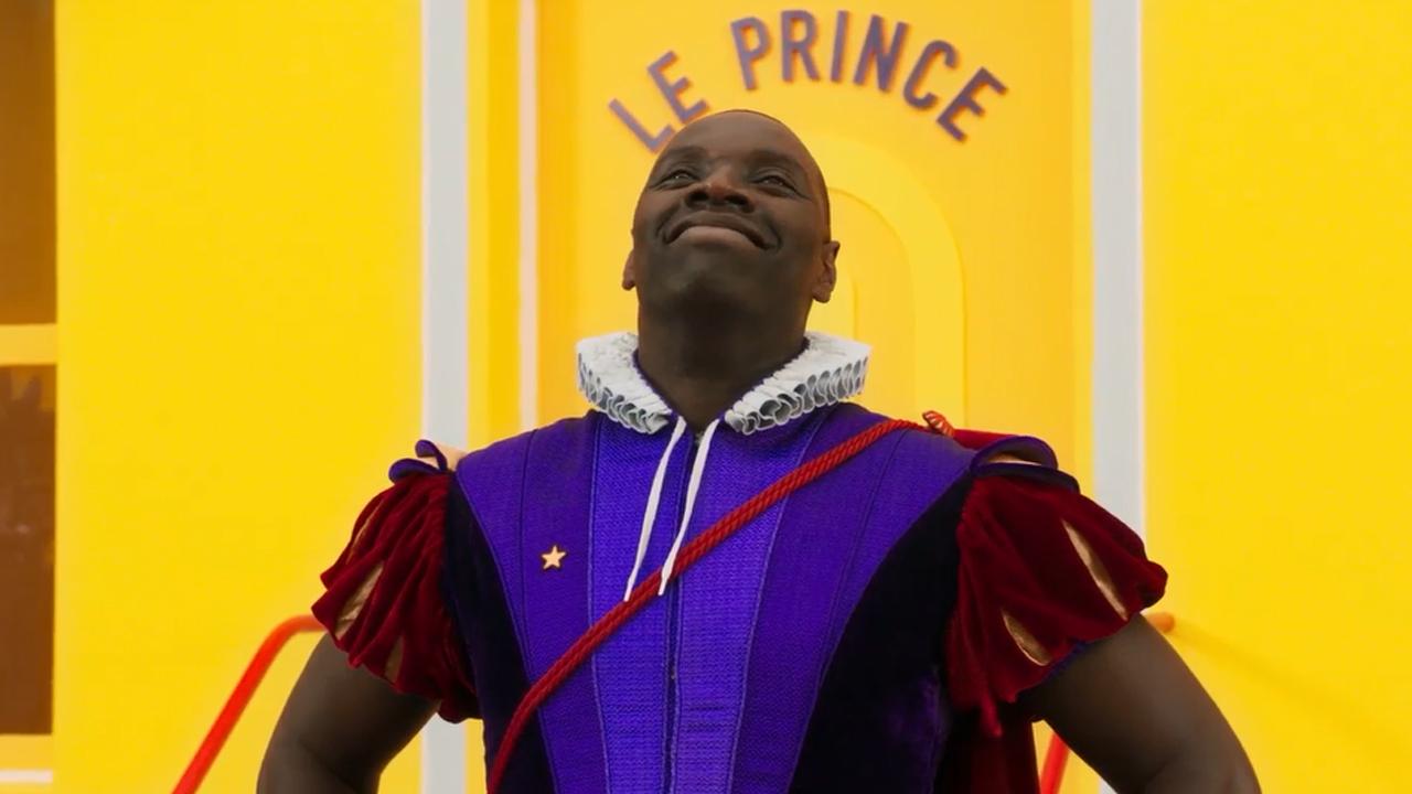 Le nouveau Michel Hazanavicius en images — Le Prince Oublié