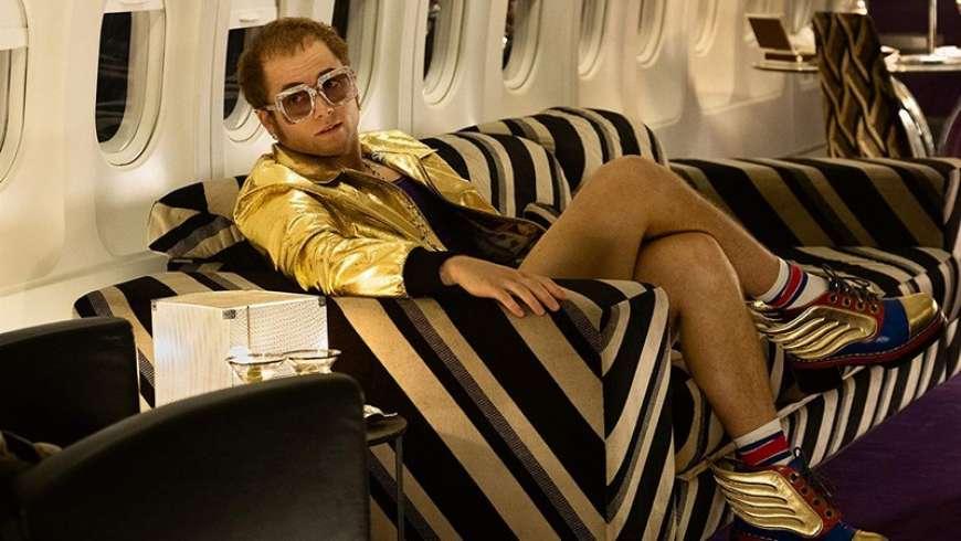 Rocketman : Taron Egerton est Elton John