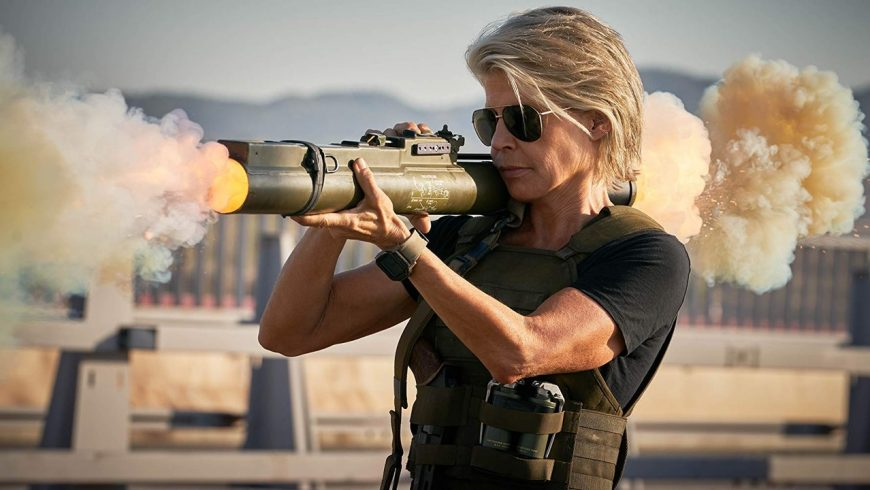 Comic Con – Terminator Dark Fate en images