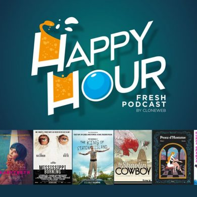 Happy Hour #50 : Alex Rider, Milla, Shaolin Cowboy, BNA Brand New Animal, The Last of Us II…