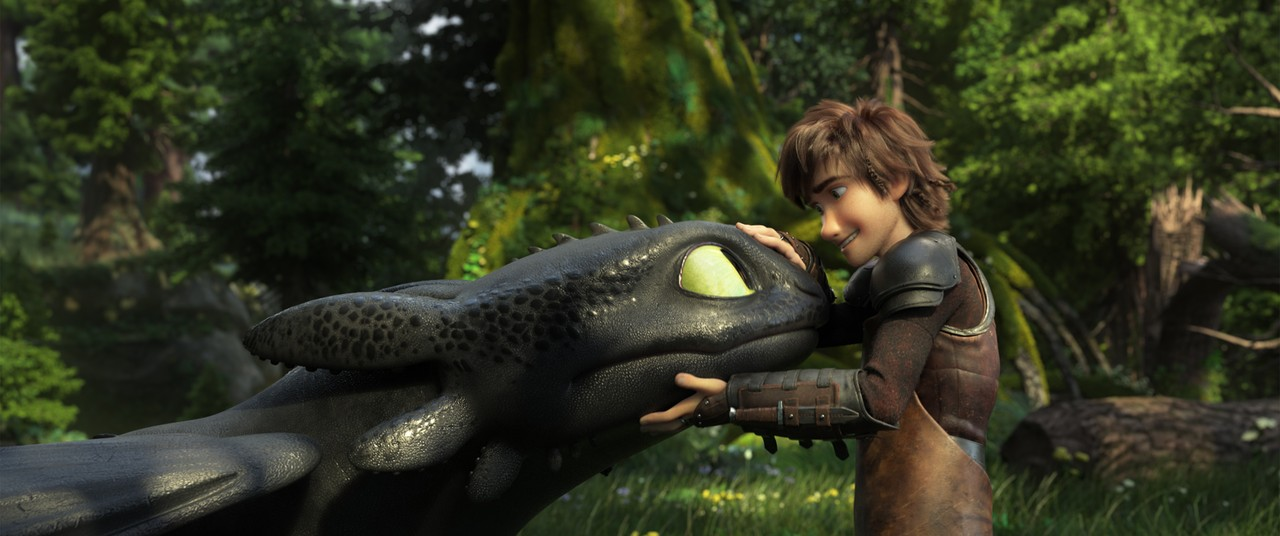 Dragons 3 Le Monde Caché : le gros trailer