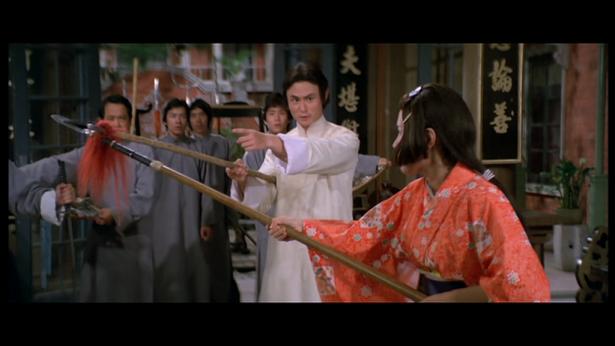 Cloneweb un dimanche une critique shaolin contre ninja for 36e chambre de shaolin