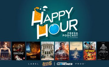 Happy Hour #53 : Le Jeu de la Dame, Dix Pour Cent, Moah, Barbares, Fire Power, Bruce Springsteen…