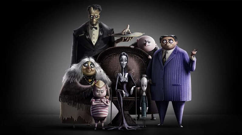 La bande-annonce du film d'animation est là — La Famille Addams