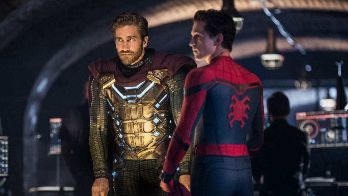 Spider-Man Far From Home : le gros trailer