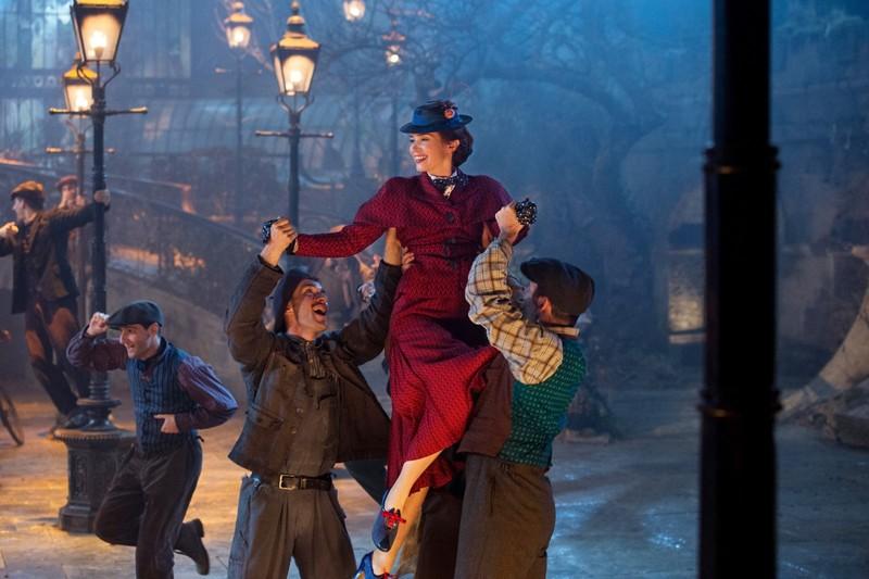 Le Retour de Mary Poppins : la bande-annonce