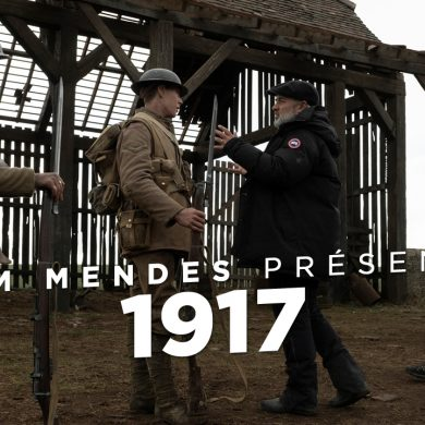 Sam Mendes présente 1917