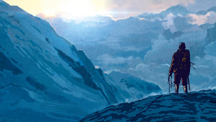 Le Sommet des Dieux : Preview & Rencontre avec Patrick Imbert