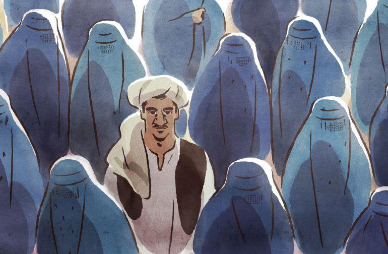 Critique : Les Hirondelles de Kaboul