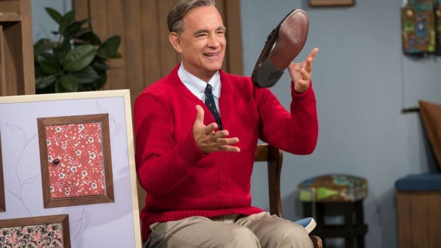 A Beautiful Day in the Neighborhood : le trailer du nouveau Tom Hanks