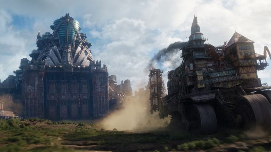 Critique : Mortal Engines