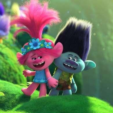Critique : Les Trolls 2, Tournée Mondiale