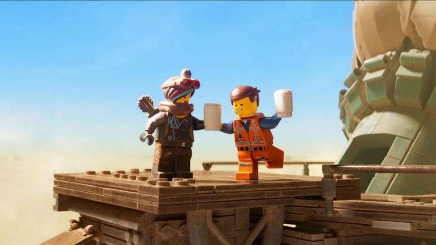 La Grande Aventure Lego 2 : le trailer super génial