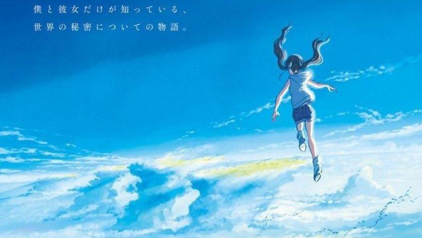Tenki no Ko : le prochain Makoto Shinkai se dévoile