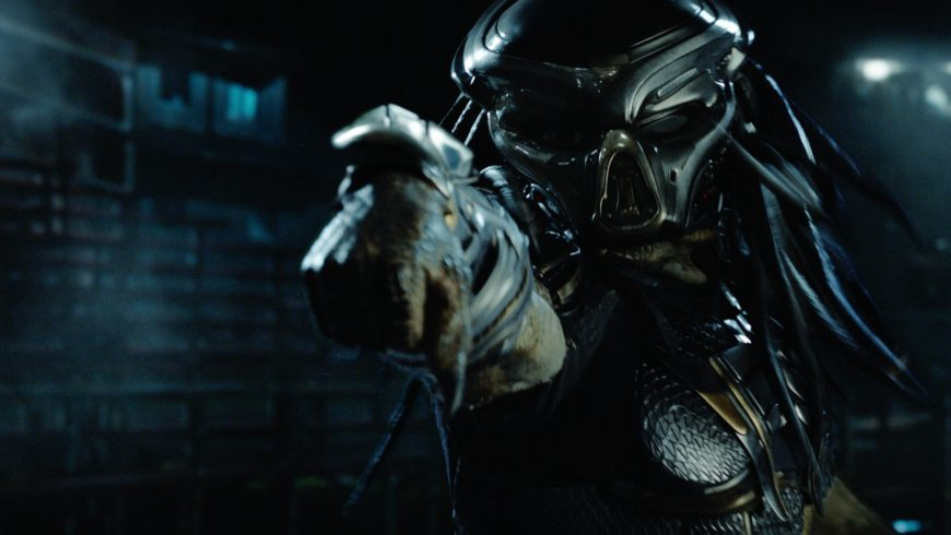 Critique : The Predator (2018)