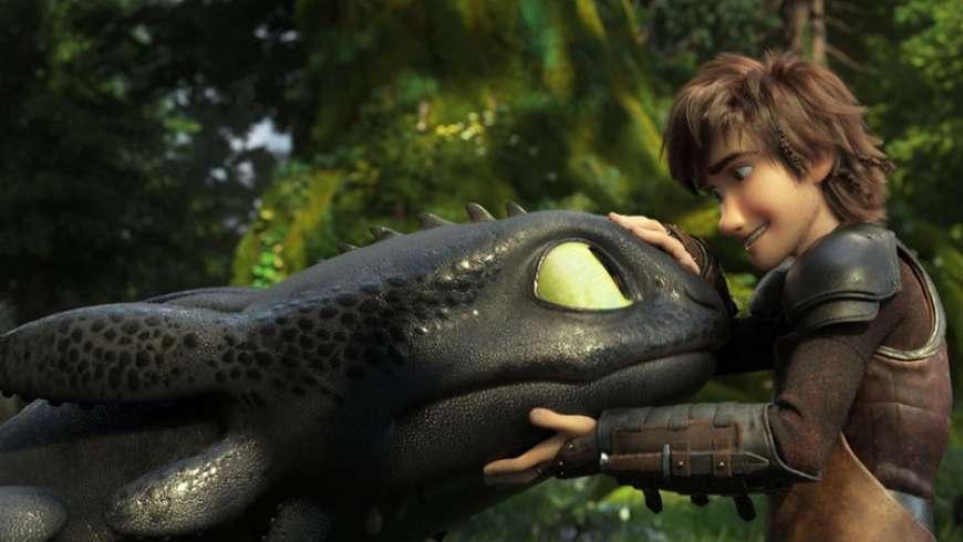 Dragons 3 : l'extrait dévoilé au Comic Con