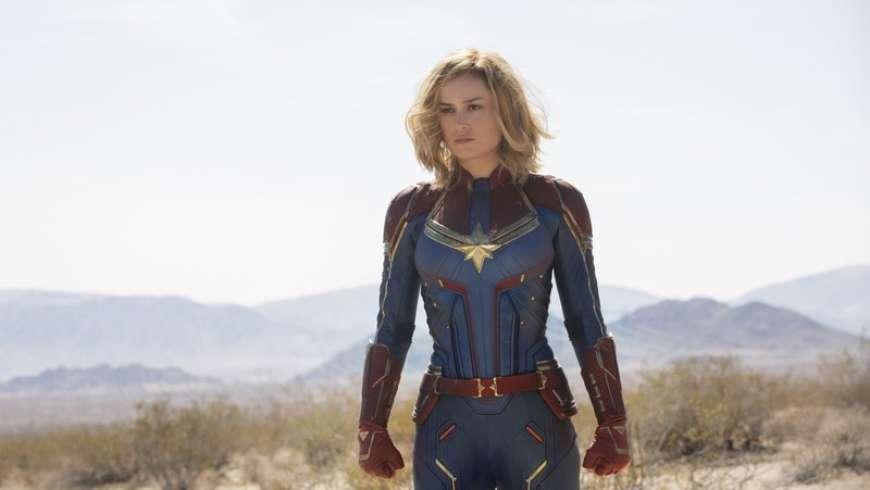 Captain Marvel : le gros trailer !