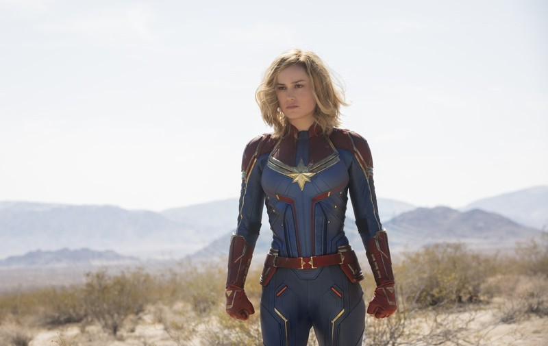 Captain Marvel : le gros trailer !