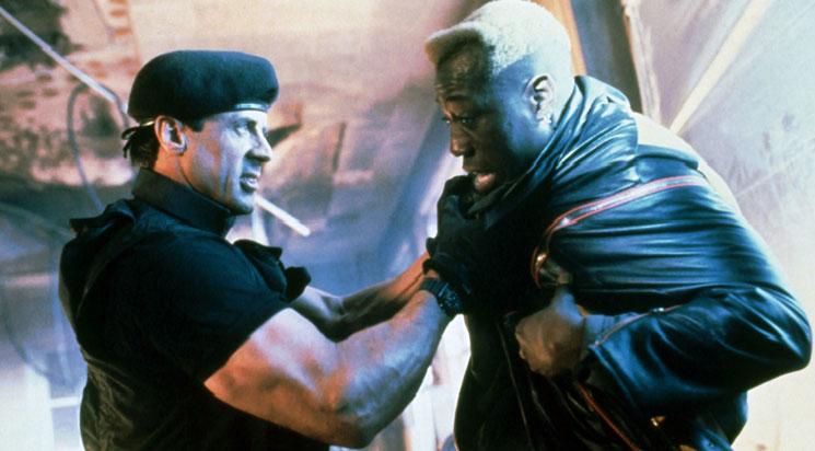 Stallone évoque une suite à Demolition Man