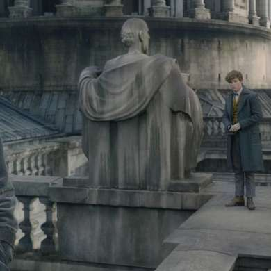 Critique : Les Crimes de Grindelwald