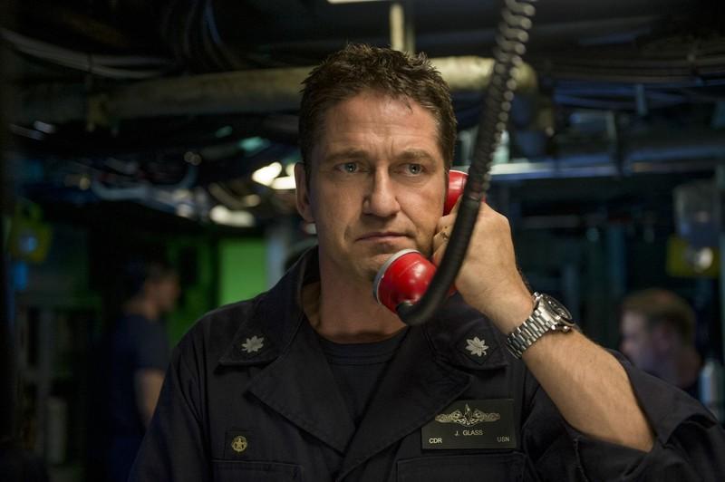 Hunter Killer : Gerard Butler crie fort dans un sous-marin