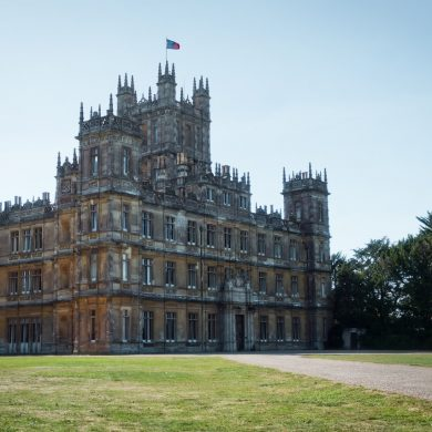 Critique : Downton Abbey