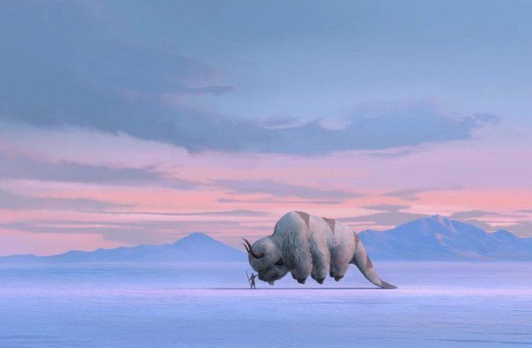 Avatar, le Dernier Maitre de l'Air : la série live bientôt sur Netflix