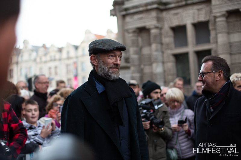 Arras : Inauguration de la Rue Vidocq