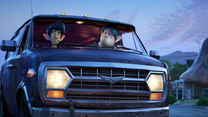 En Avant : la bande-annonce du prochain Pixar