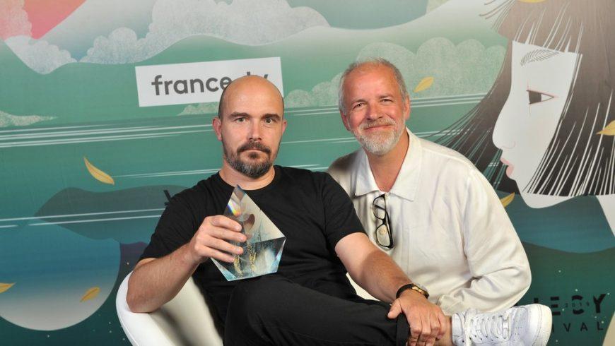 J'ai Perdu Mon Corps : Rencontre avec Jérémy Clapin