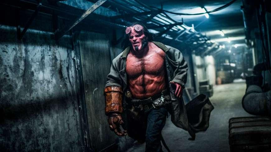 Hellboy : la bande-annonce de la nouvelle version