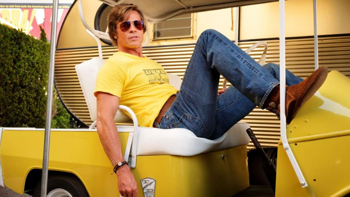 Once Upon A Time in Hollywood : le gros trailer