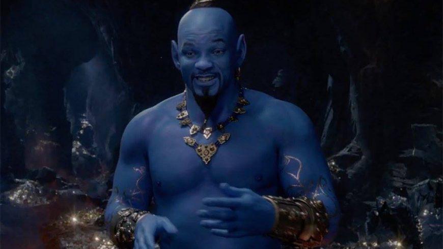 Aladdin : Disney dévoile son Génie