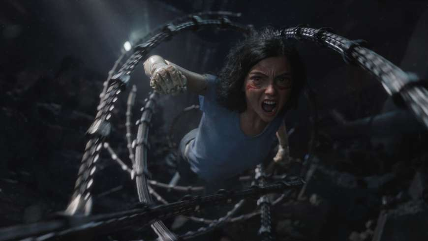 Critique : Alita Battle Angel