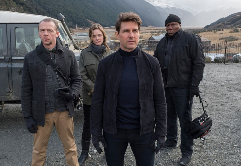 Mission Impossible 7 & 8 : Christopher McQuarrie rempile