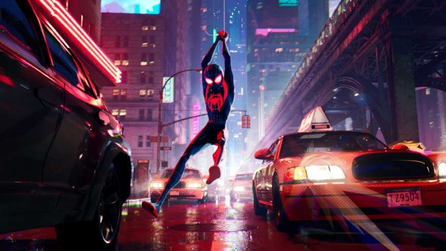 Critique : Spider-Man New Generation