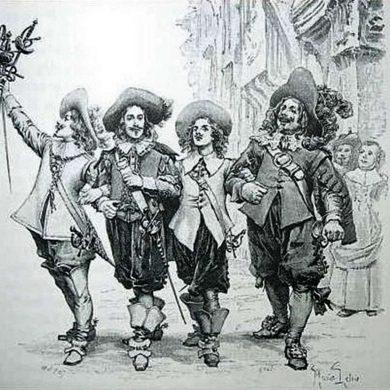 Les Trois Mousquetaires reviennent au cinéma