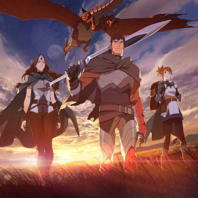 DOTA, Dragon's Blood : la bande-annonce