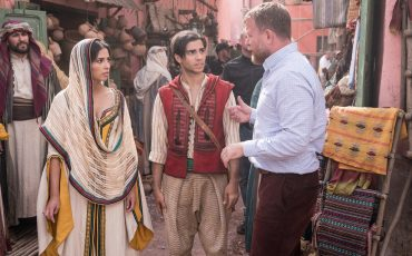 Aladdin : la conférence de presse