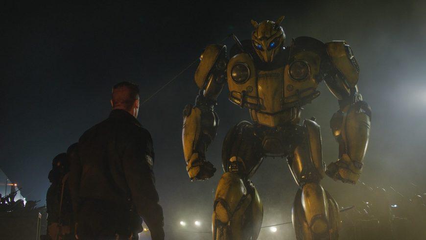 Bumblebee : le gros trailer