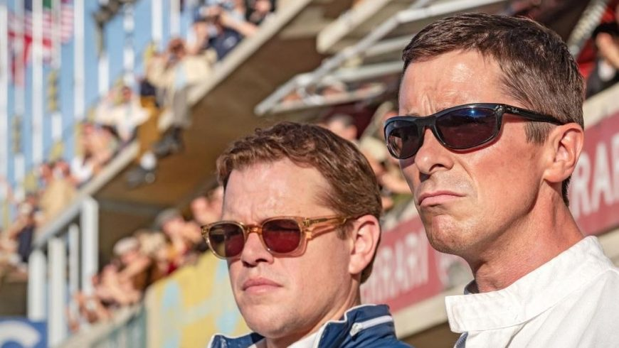 Le Mans 66 : Ford et Ferrari s'affrontent en images