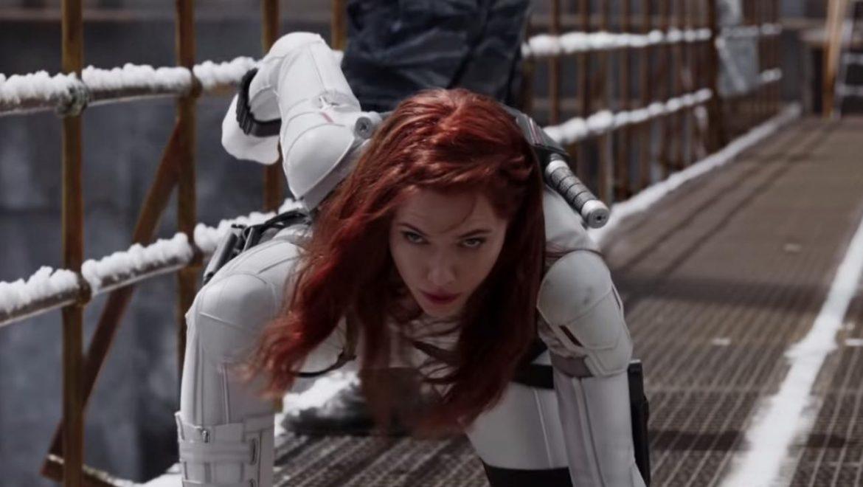 Black Widow : de nouvelles images