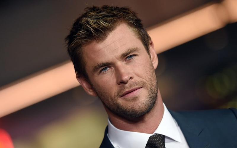 Dhaka : Chris Hemsworth retrouve les frères Russo