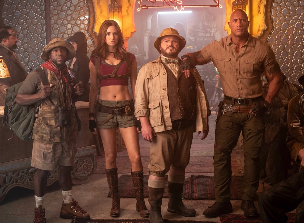 Jumanji, The Next Level : la bande-annonce