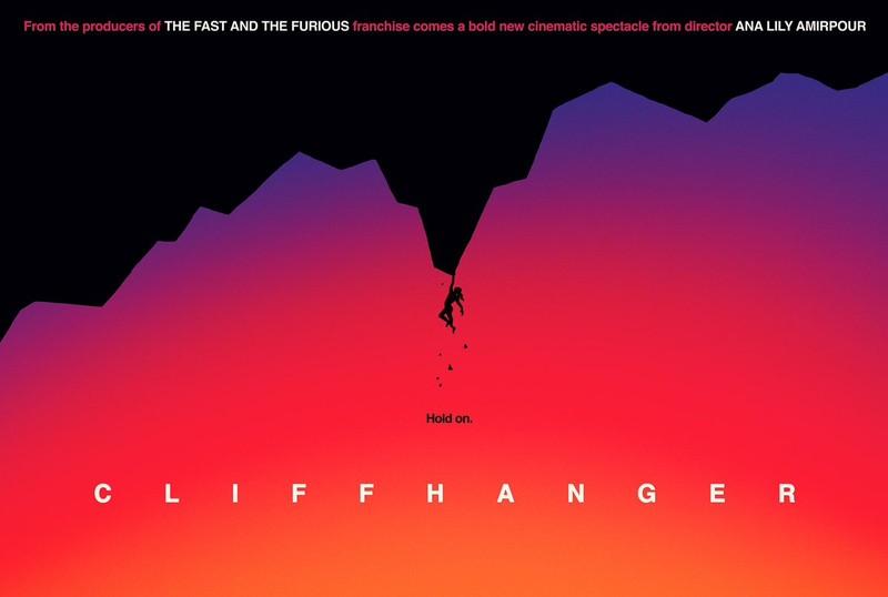 Cliffhanger : le remake par Ana Lily Amirpour