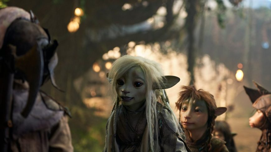 Dark Crystal :  Age of Resistance en images