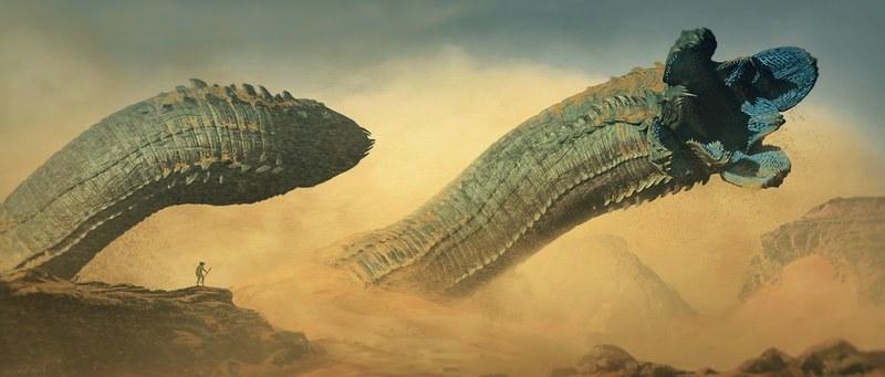 Charlotte Rampling rejoint le casting de Dune