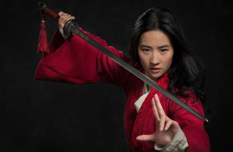 Mulan : la première photo de la version live