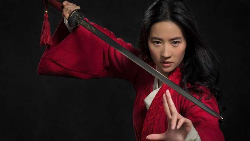 Mulan : la première photo de la version live